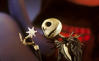 'What's this?' Well, it's a still from The Nightmare Before Christmas, obviously. Duh.