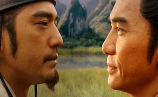 Face/Off: Takeshi Kaneshiro and Tony Leung in Red Cliff