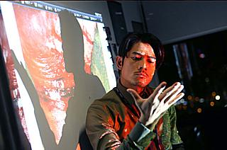 This is Aaron Kwok doing 'intense' here.