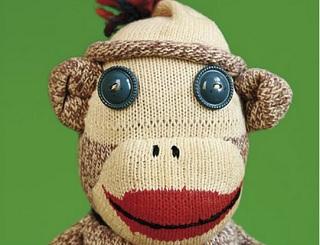 Sock Monkey Calendar 2011