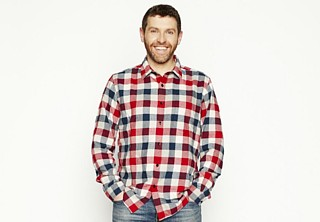 Dave Gorman. Sorry this image isn't more interactive for you.