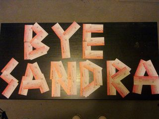 Bye Sandra (mixed media, 2011, click to enlarge)