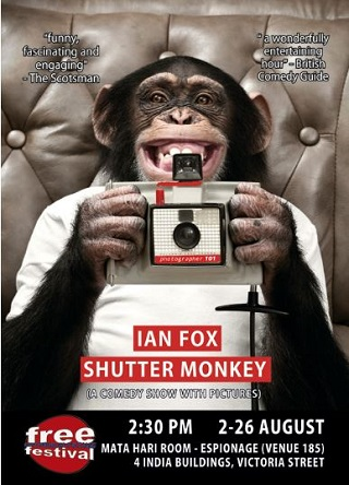 Ian Fox - Shutter Monkey