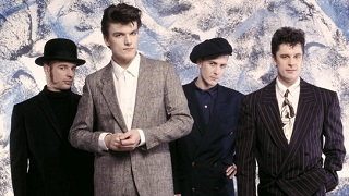 The Blow Monkeys. I stand corrected on the whole colour photography thing.