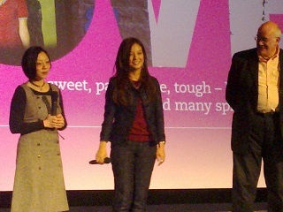 Great to see a legend of Asian cinema making a rare public appearance on an LFF stage this year. And as well as Tony Rayns we've got Vicki Zhao, too.