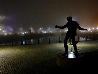 Billy Fury live at the Albert Docks