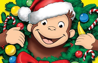Our Christmas Monkey