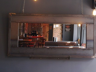 A quiet Sunday lunchtime in BrewDog Dundee