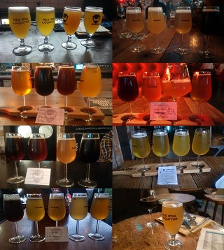 If you don't want to be spoiled, don't count the number of beer glasses in this picture.
