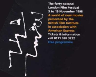 Cover of the 1998 LFF programme