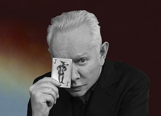 Dammit, Joe Jackson looks about forty years older than he did when I first saw him. What happened there?