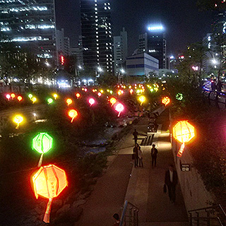 Not mentioned in this page at all (though it gets a passing callout in BrewDogging #63): the Cheonggyecheon canal walkway