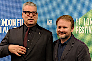Mark Kermode and Rian Johnson