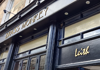 Brass Monkey Leith