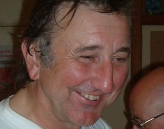 The worst picture of Mervyn Stutter on the web. Sorry.