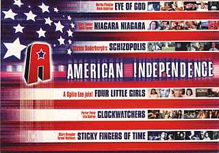 Poster art for American Independence season