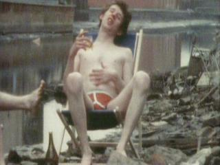 The picture that NOBODY asked for: Shane MacGowan in the 1984 video for 'Streams Of Whiskey'
