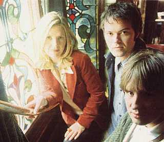'People will say we're over-exposed,' complained Saint Etienne