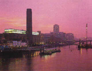 Tate Modern and Bankside (photo by Andrew Onyemere from Time Out's Bankside Guide)