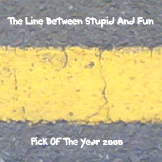 With the bar lowered this far, could the cover for Pick Of The Year 2006 possibly be any more literal? Come back in twelve months and find out!